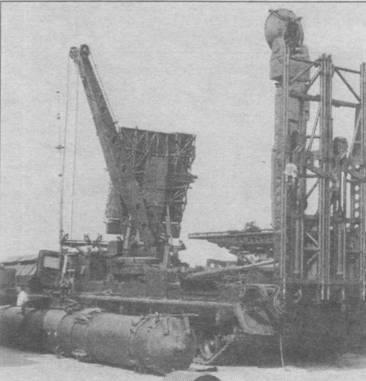 Пуско- заряжающая установка 9А84