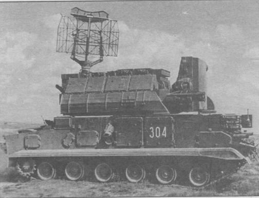 Боевая машина 9A330 ЗРК 9КЗ30 (Тор-М1)