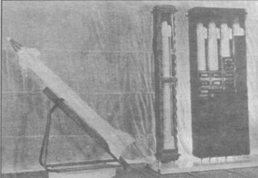 ЗУР 9М331 и ее размещение в ракетном модуле 9М334