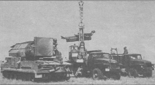 """Погрузка контейнера с ракетами (ЗРК """"Тор-М1"""")"""