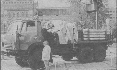 Транспортно-заряжающая машина 2Ф77М