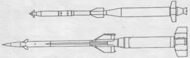 Сравнение ЗУР 9М337